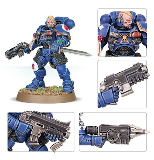 8th edition primaris space marine reivers review bolter carbines