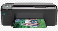 HP PhotoSmart C4750 All-in-One-Drucker Vollständiger Software-Treiber für Windows- und Macintosh-Betriebssysteme