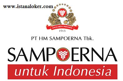 Penerimaan Pegawai PT. HM Sampoerna Tbk Seluruh Indonesia Tahun 2016
