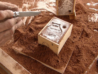 fonderie au sable