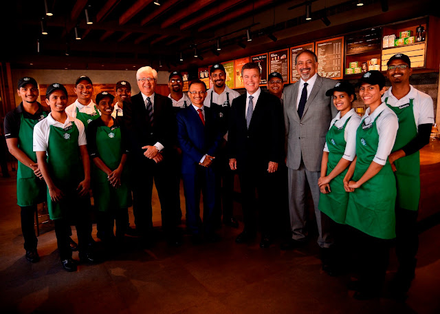 Tata Starbucks Reaffirms Growth in India with Entry into Kolkata in 2018 and Commitment to Social Impact Programs