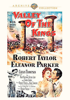 DVD & Blu-ray Release Report, Valley of the Kings, Ralph Tribbey