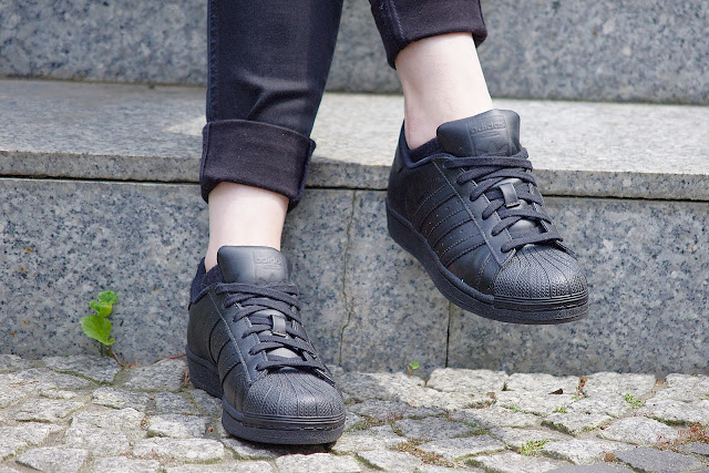 Adidas Superstar Originals Black