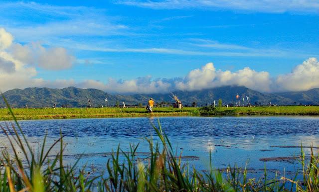 tempat wisata di manado - Danau Tondano
