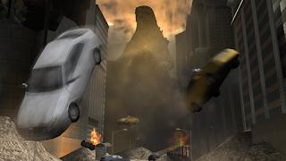 Godzilla Strike Zone apk + obb