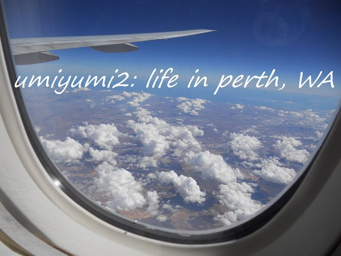 umiyumi2 : our life in perth, WA