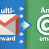 "How to auto-forward ""gmail messages"" in bulk?"