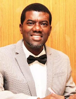 Reno Omokri mocks President Buhari's war against corruption fight
