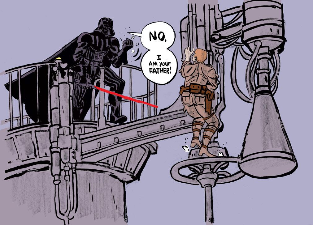 Vader by Sam Hiti