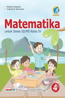 Perangkat Pembelajaran Matematika Kelas 4 SD/MI K13 Revisi 2018