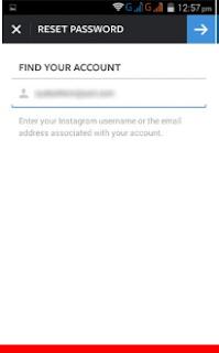 How to Reset Instagram Password Easily