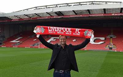 Loris Kariuz, Liverpool fans, Liverpool, Jurgen Klopp, English premier league, never walk alone, The Reds