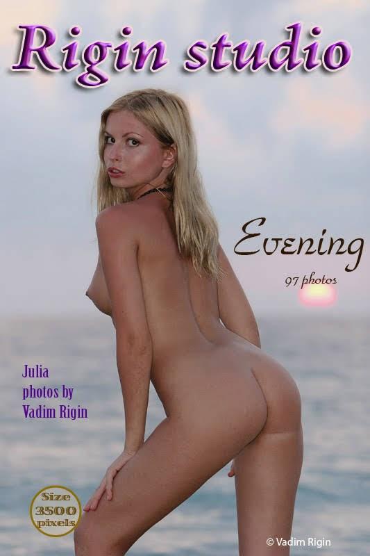 [Rigin-Studio] Julia - Evening
