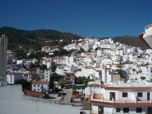 fiesta asunto desprotegido cerca de Málaga