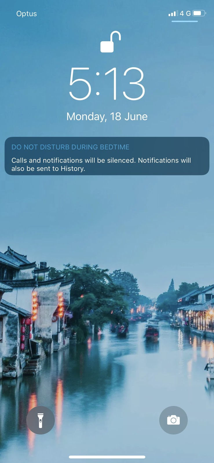 iPhone X: How to remove Do Not Disturb notification from