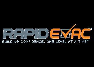 Rapid Evac Logo Vector