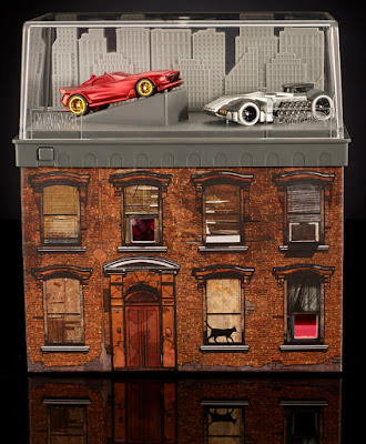 San Diego Comic-Con 2016 Exclusive Marvel's Daredevil vs Punisher Hot Wheels Box Set