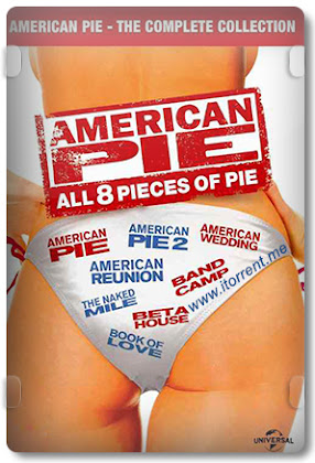 American Pie Collection (1999-2012) Torrent