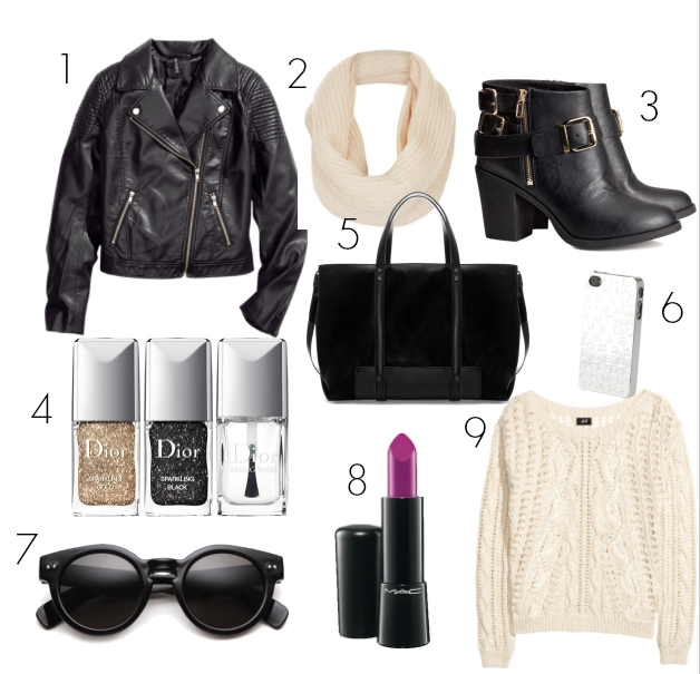 Fashion and beauty blogger Mash Elle shares 10 fall essentials for every wardrobe