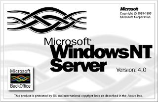 Sistem Operasi Windows NT 4.0
