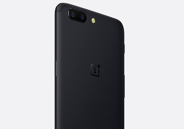 Here's another look at the OnePlus 5