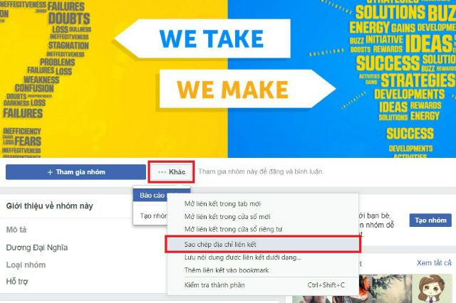 cách lấy id facebook 4