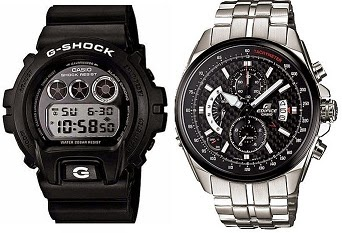 Casio Men's / Women's Watches: Minimum 30% Off @ Flipkart