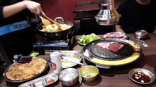 斗六- 韓楓館 燒肉之丘韓式料理