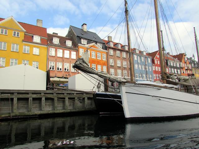 Canal Cruise in Copenhagen - Nyhavn