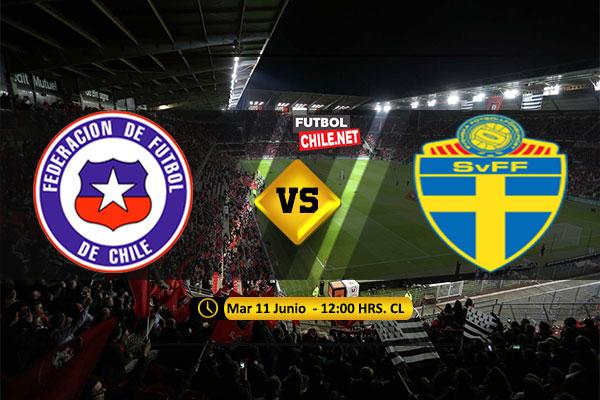 PREVIA: Chile vs Suecia