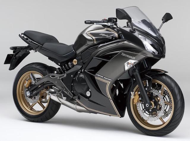 Best Images And Photo Kawasaki Ninja 400 Limited Edition