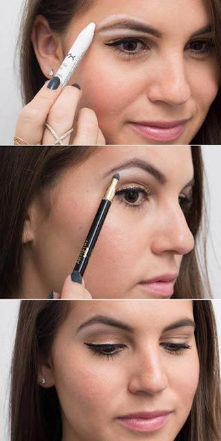 hướng dẫn cách makeup mắt đẹp đơn giản