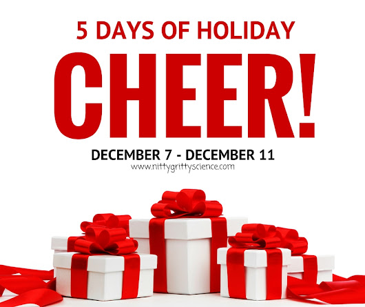 5 Days of Holiday CHEER!