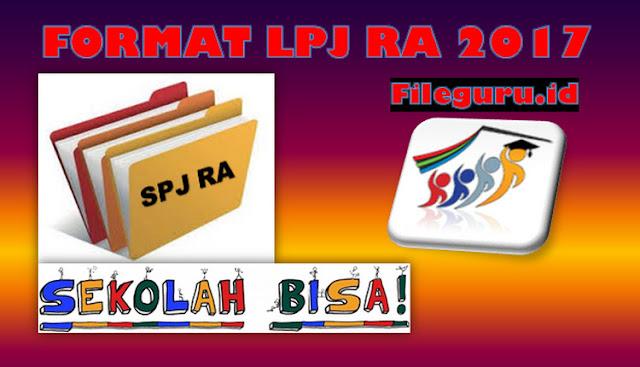 Format SPJ BOP RA Terbaru 2017