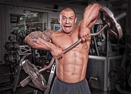 Errores al aumentar masa muscular