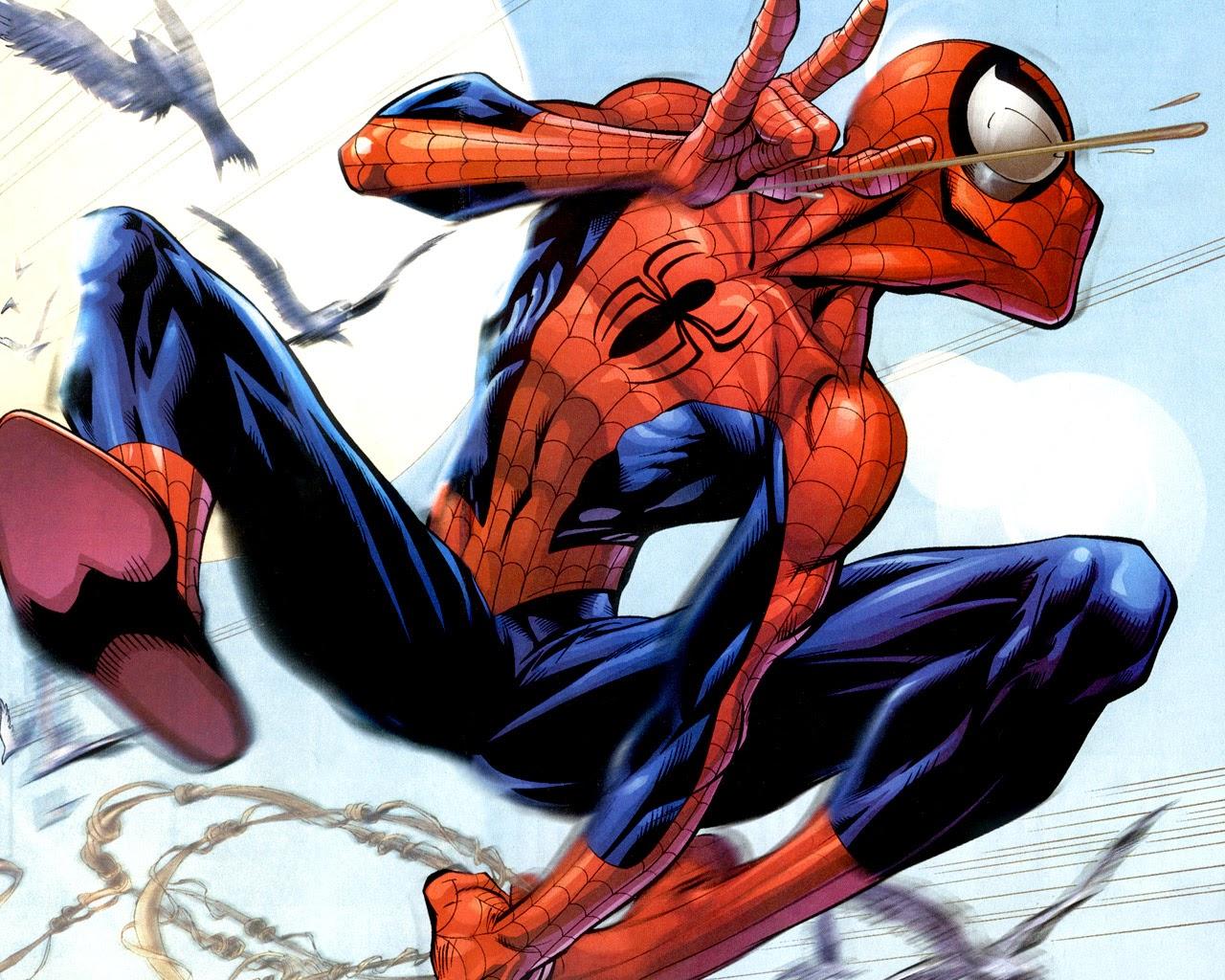 gambar spiderman 3 - photo #12