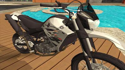 Download ,Mod , Moto , XT 660 V2 para GTA San Andreas