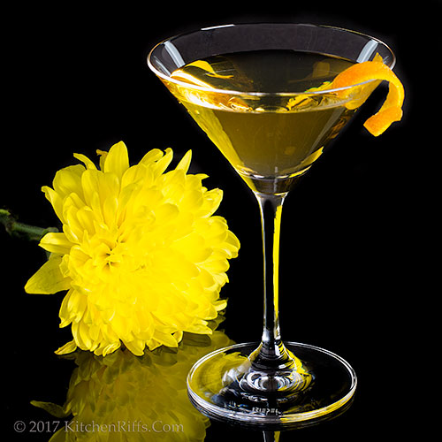 Chrysanthemum Cocktail