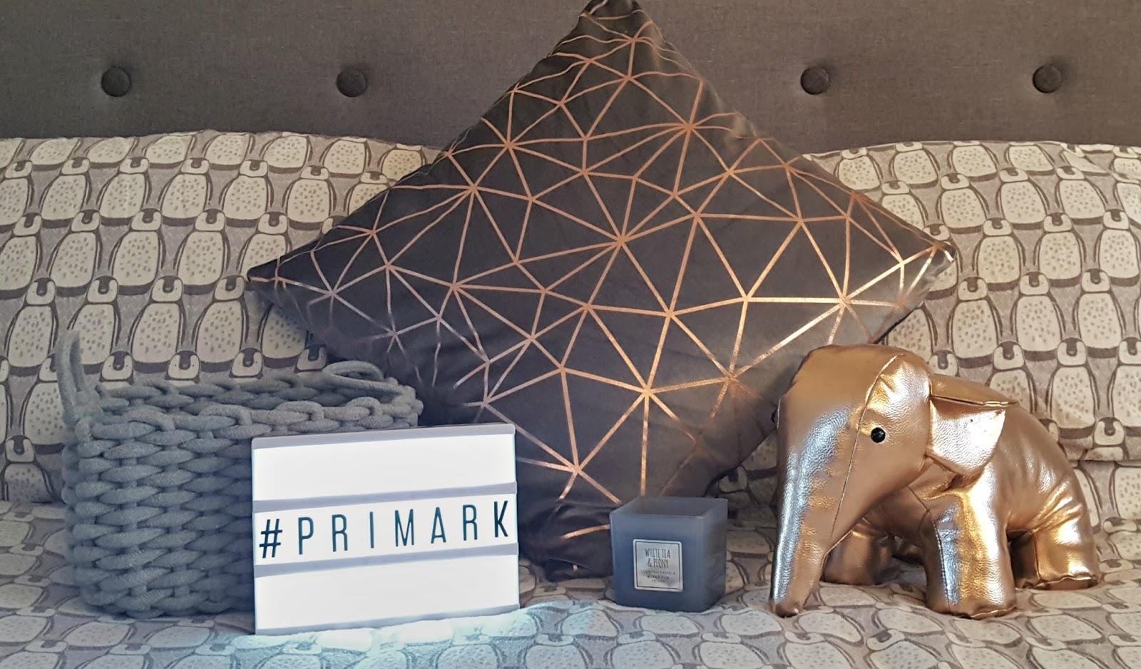 AW17 Primark Homeware