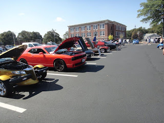 Franklin Rotary Car Show a Roaring Success 2