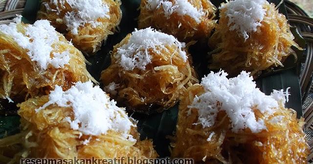 Resep Sawut Singkong Kukus Gula Merah - Aneka Resep Masakan Sederhana ...