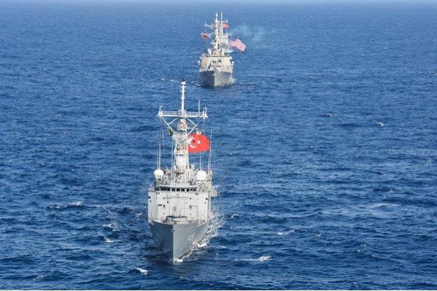 Κύπρος: Προβληματισμός για την κοινή ναυτική άσκηση Τουρκίας με ΗΠΑ