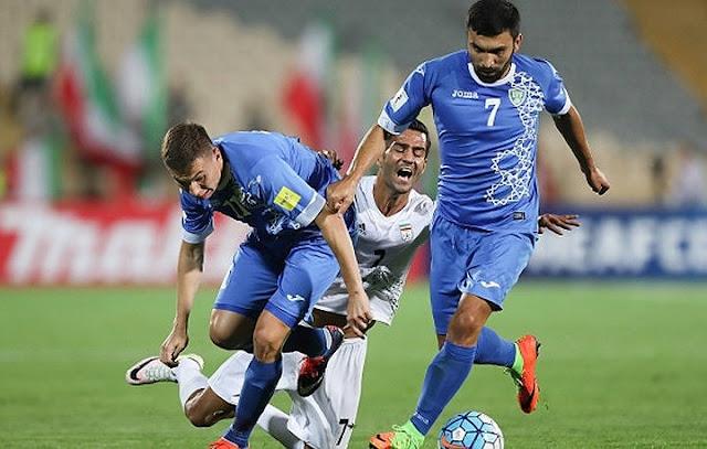8. Uzbekistan - nhất bảng H vòng loại thứ 2.