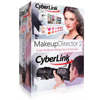 CyberLink MakeupDirector Deluxe 2.0.1827.62005(Español)(Maquilla Fotos)