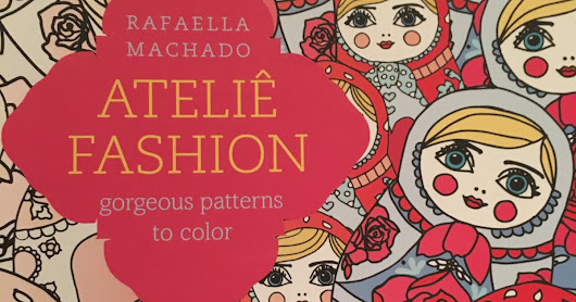 Coloring Book Reviews: Atelie Fashion, Color Me Mindful Seasons, and In Bloom!