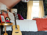 modern teenage girl bedroom