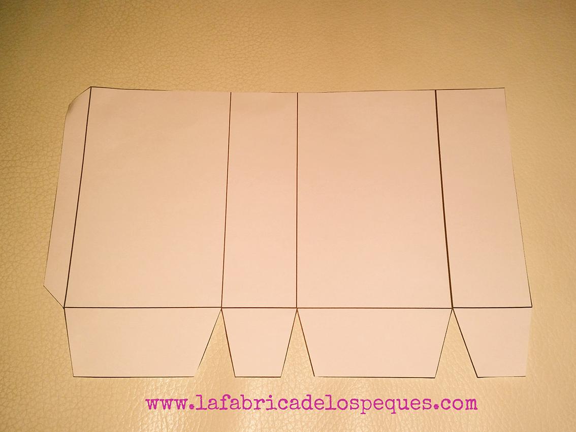 528c3ec91 Cómo hacer bolsas de papel - La fábrica de los peques
