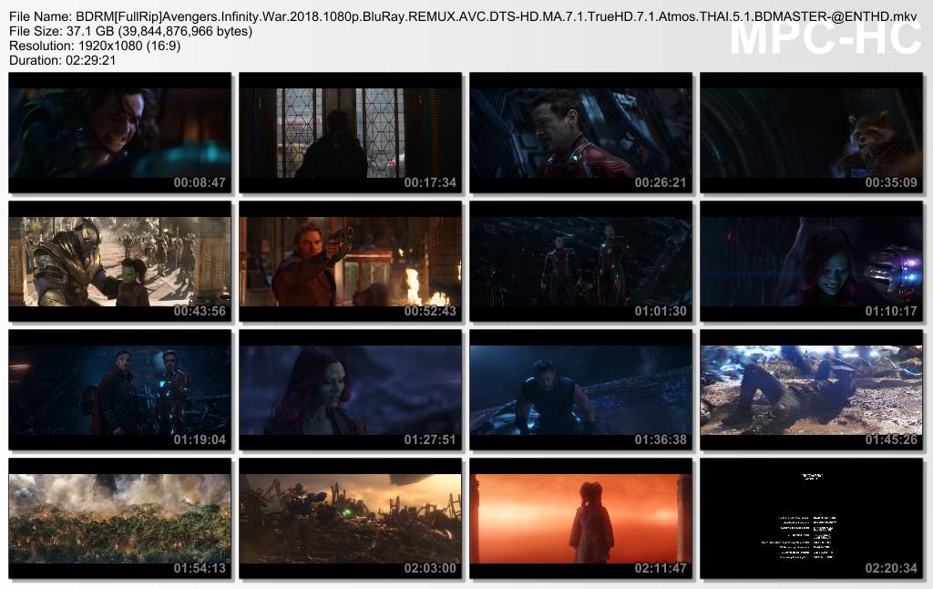 เสียงไทย 5 1 มาสเตอร์] 1080p [BDRM Remux Full Bitrate