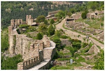 Fortăreața de pe dealul Țareveț