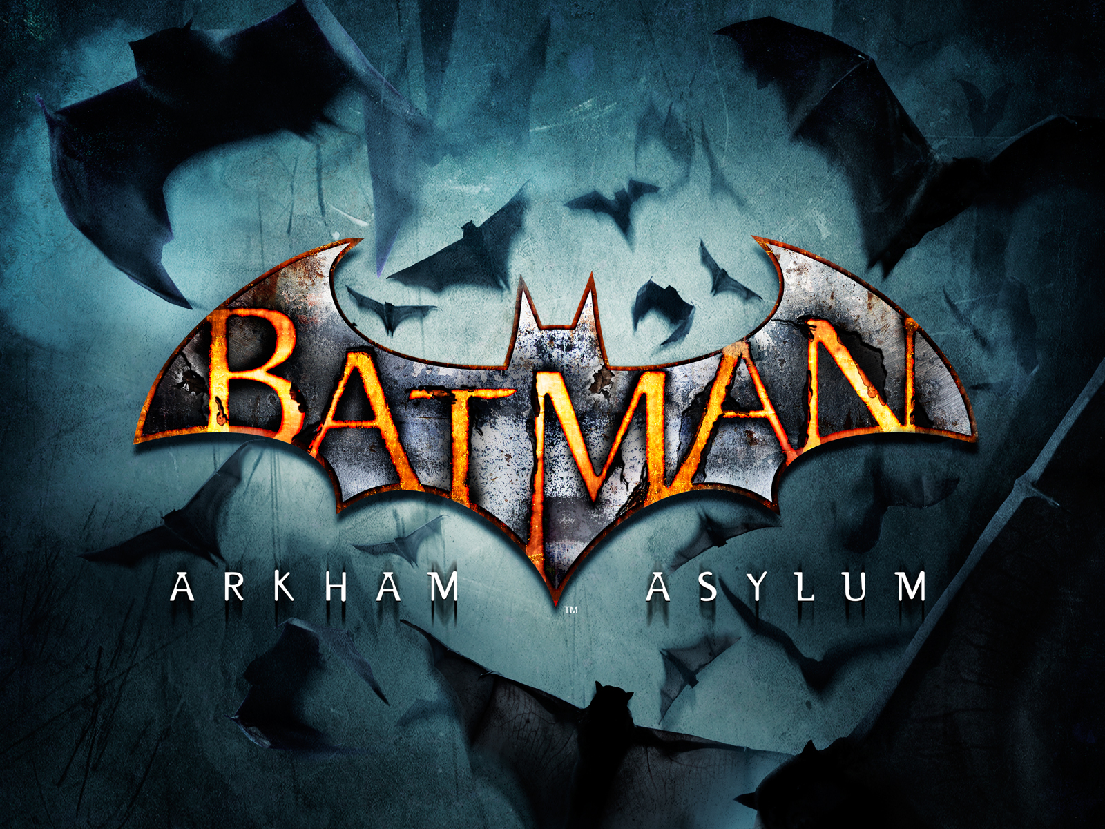 Batman Arkham Asylum Wallpaper: Fuwa Fuwa Reviews: Batman Arkham Asylum